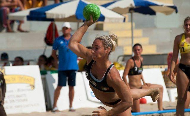 Beach Handball a Chieti: è il turno della Nazionale femminile