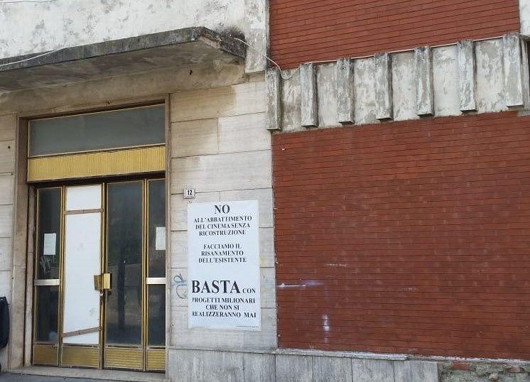 Martinsicuro, Cinema Ambra: per il Pd l'immobile va recuperato