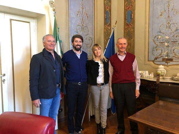 """Valle Castellana, boom di presenze a Monte Piselli: """"La Regione ci aiuti a tenere aperto tutto l'anno"""""""