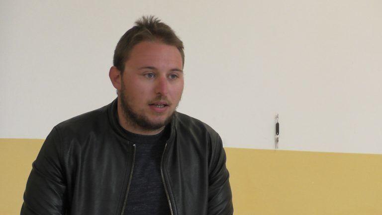 Salle, Davide Morante candidato sindaco