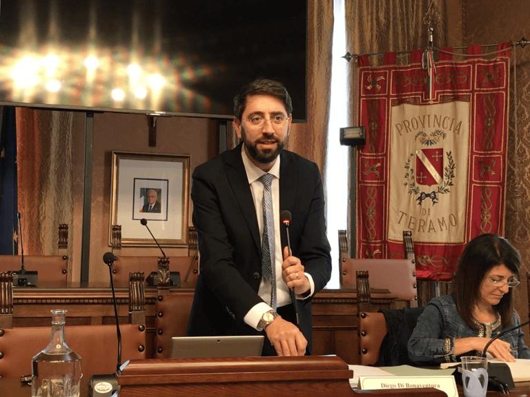 """Provincia di Teramo, Di Bonaventura replica a La Casa dei Comuni: """"Ecco tutto ciò che è stato fatto in piena emergenza Covid"""""""