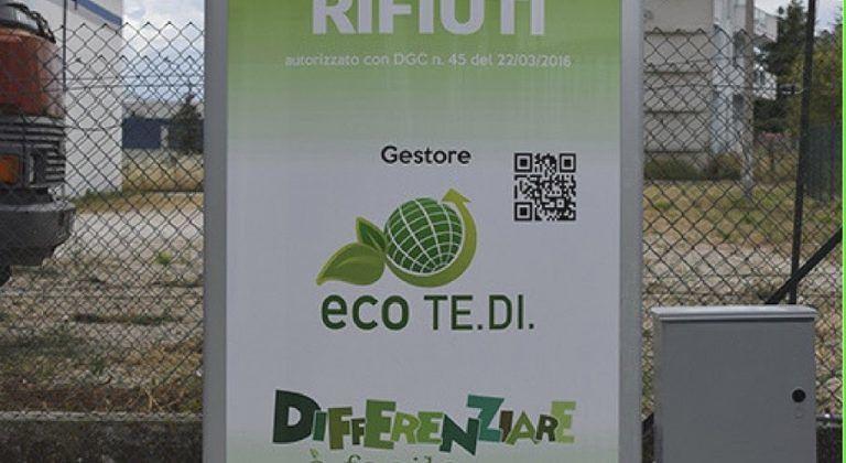 Giulianova, raccolta dei rifiuti: giornata di sciopero dei lavoratori di EcoTeDi