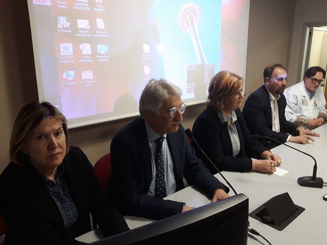 L'Aquila, compiuto il primo intervento in Abruzzo per eliminare il tremore del Parkinson