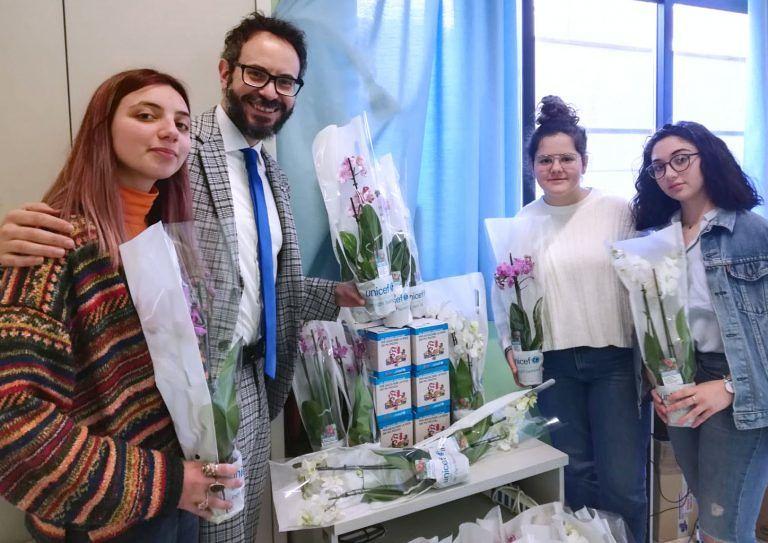 Teramo, progetto Orchidea Unicef: il ringraziamento del Comitato locale alle scuole