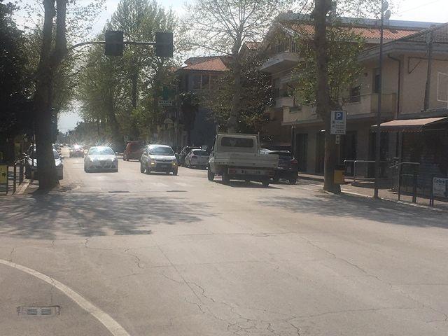 San Giovanni Teatino, via Aldo Moro. Gara per la riqualificazione