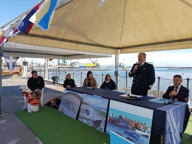 Ortona, grande partecipazione alla Giornata del mare e della cultura marina