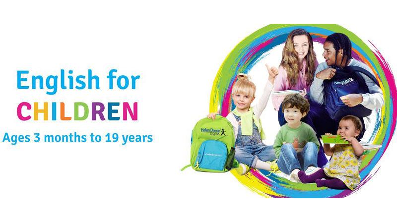 HELEN DORON Giulianova L'inglese per Bambini Un metodo innovativo per apprendere giocare e crescere Dal 9 Settembre DEMO LESSONS Gratuite!