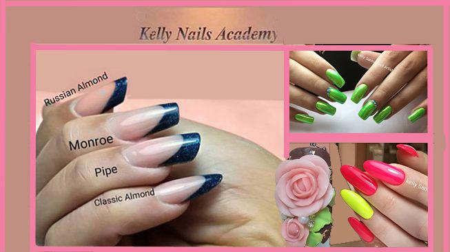 Nuove ed esclusive nuances di colori per le tue Unghie KELLY NAILS AcademyInterpreta la tua Estate!