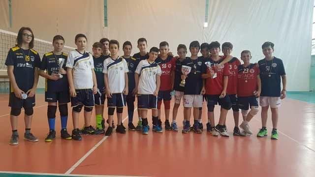 Volley, giocate le finali promozione Prima Divisione: Coppa Prima Divisione e under 13vs3. Grande spettacolo in campo e sugli spalti