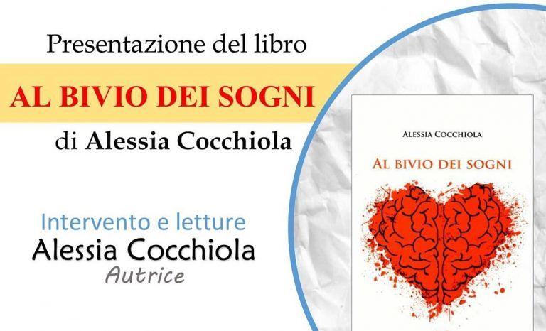 """Tortoreto, """" Al bivio dei sogni"""": la presentazione del libro della giovanissima Alessia Cocchiola"""