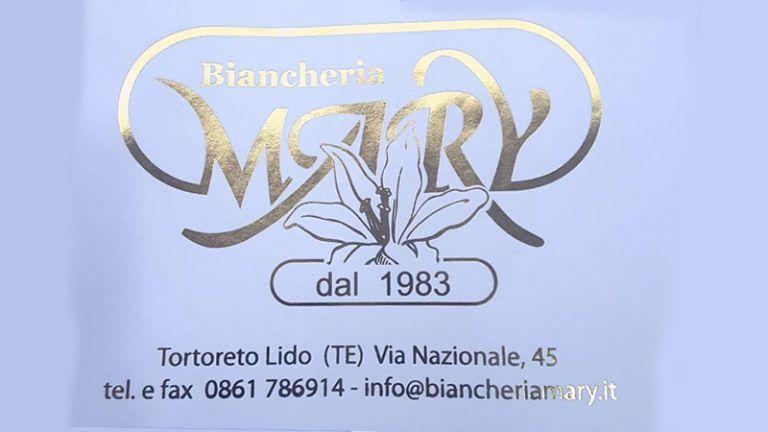 Promozione di Prestigiosi Marchi per la tua Casa Biancheria MARY dal 1983 a Tortoreto Lido (TE)