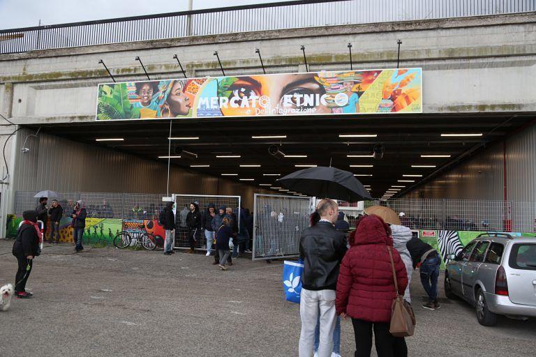 "Pescara, mercatino senegalese: ""A volerlo fu il centrodestra"""