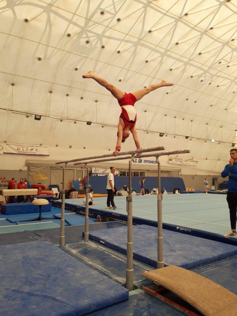 Teramo, Alessandro Elia Mucci qualificato alle finali nazionali di ginnastica artistica maschile FOTO