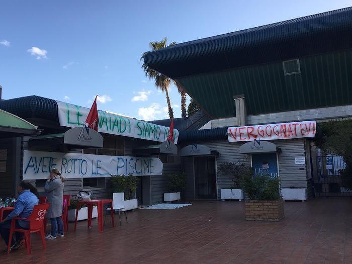 Pescara: sigilli a Le Naiadi, Serraiocco escluso dalle comunali