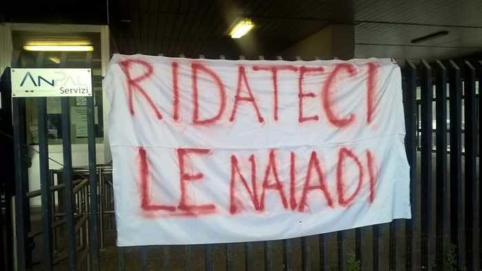 Pescara, riapertura Le Naiadi: i sindacati chiedono incontro alla Regione