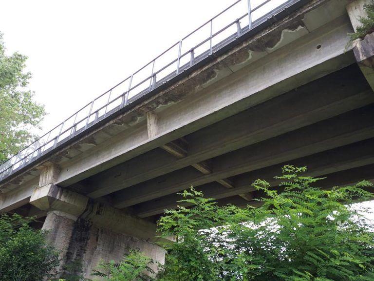 Cepagatti, riapre il ponte tra Vallemare e Villareia