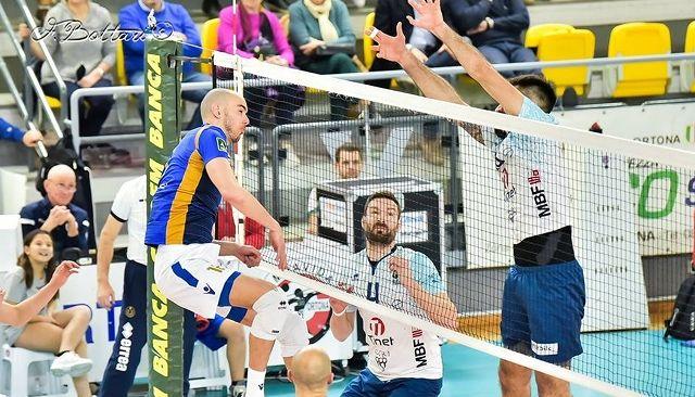 Sieco: sfida alla Roma Volley negli Ottavi di Finale