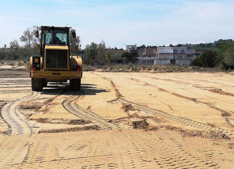 """AMP Torre di Cerrano, l'allarme del WWF: """"Stop alla pulizia meccanica delle spiagge"""""""