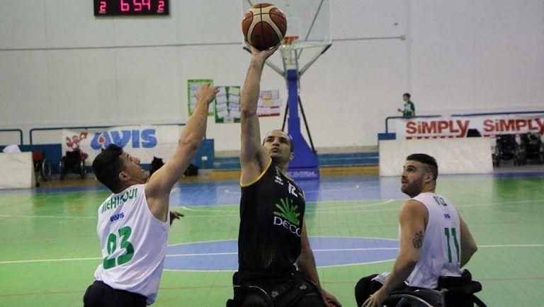 Basket in carrozzina, i play off dell'Amicacci iniziano con una sconfitta