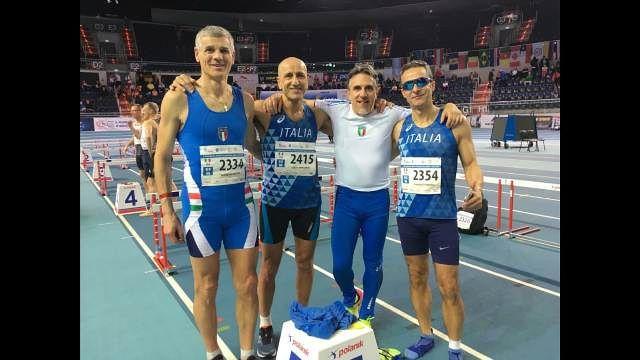 Nuova stagione agonistica per lo sprinter vastese Giuseppe D'Angelo