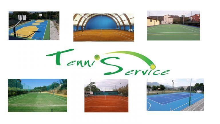 TENNIS SERVICE S.r.L. Manutenzione e Realizzazione campi da gioco e Forniture per circoli sportivi