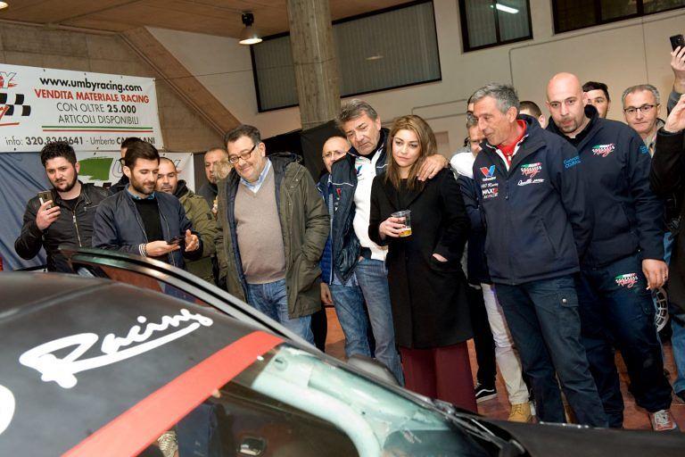 Campli, svelata la nuova BMW (di Pancotti) che correrà nella nuova stagione