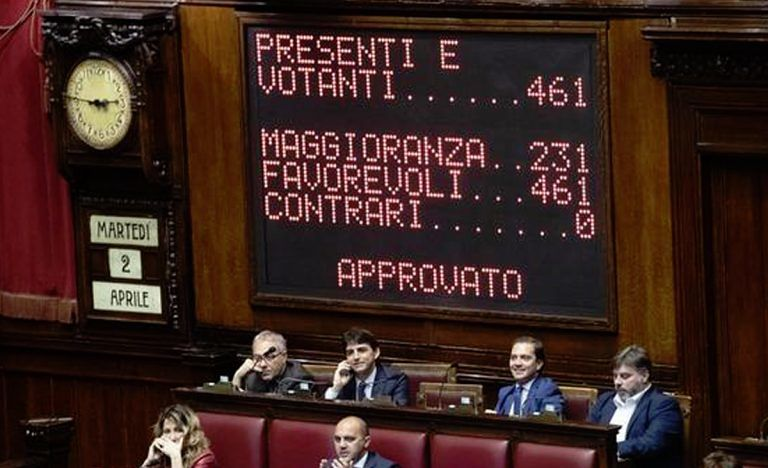 Legge sul revenge porn: sì unanime della Camera