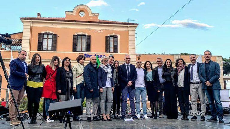 """Elezioni, presentata la lista del candidato Sindaco Verrocchio: """"Scegliamo Pineto!"""""""