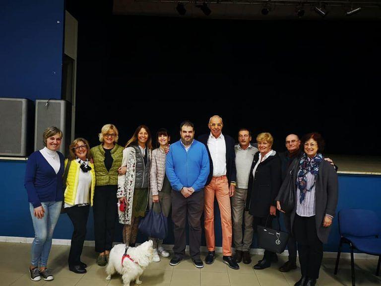 Ancarano, imprenditori e professionisti del Friuli ricevuti in Comune