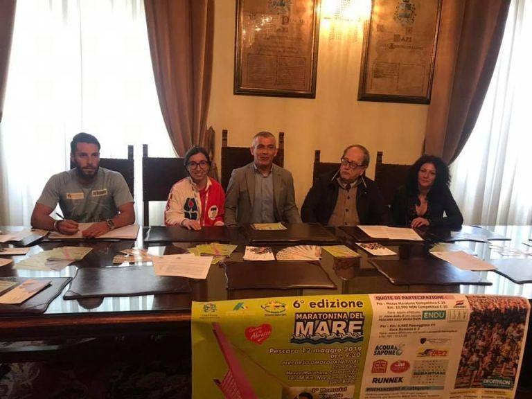 Pescara, Maratonina del Mare 2019