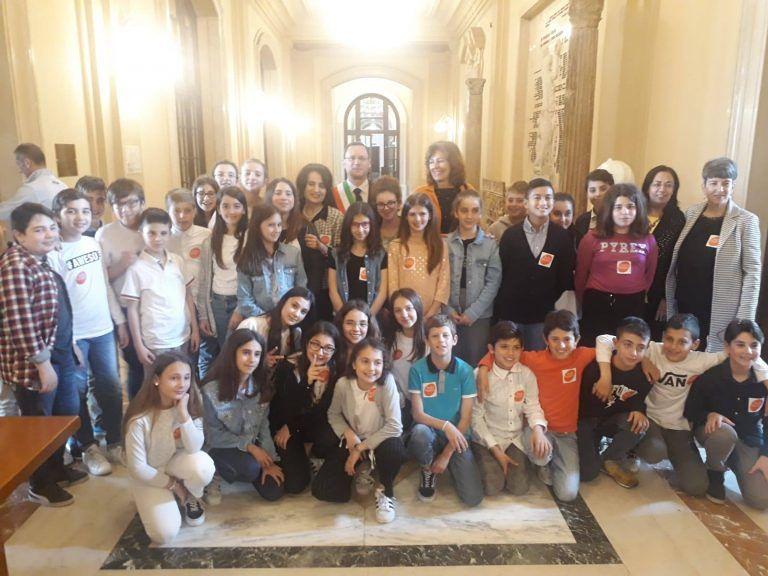 Roseto, gli alunni della scuola D'Annunzio premiati al MIUR