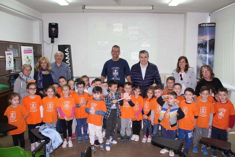 Pescara, l'igiene dentale spiegata ai bambini della scuola materna