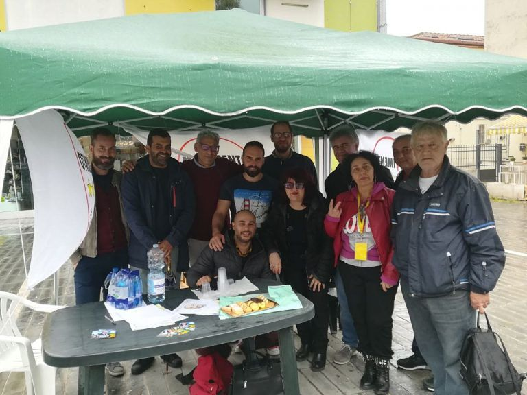 Elezioni Giulianova, il M5S in piazza per presentare il programma