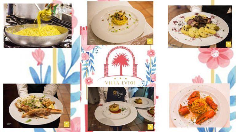 HOTEL RISTORANTE VILLA LUIGIVilla Rosa di Martinsicuro (TE) Momenti Speciali