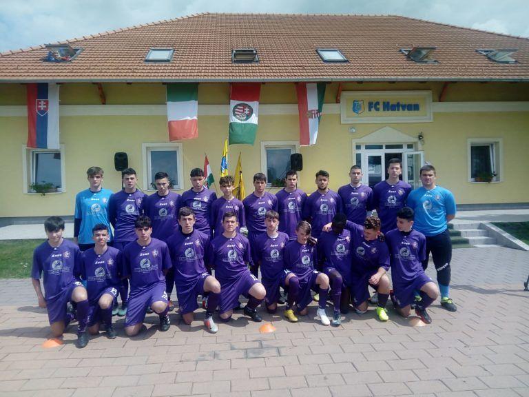 ASD Silvi in Ungheria per un'esperienza di calcio internazionale