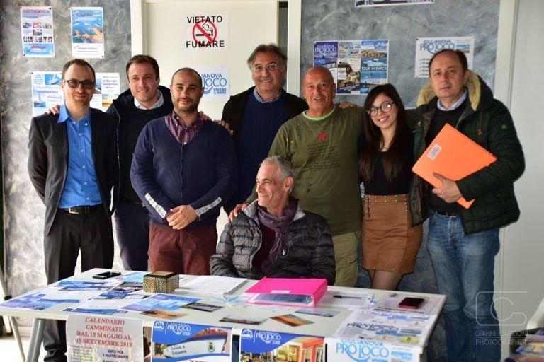 Giulianova, inaugurato il Point Servizi Turistici della Pro Loco