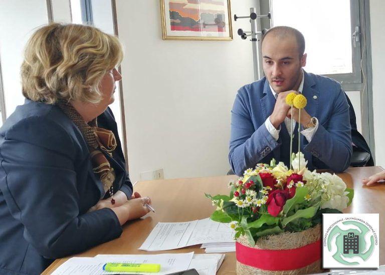 Giulianova, il Comitato Intercomunale incontra l'assessore Verì per la salvaguardia dell'Ospedale Costiero