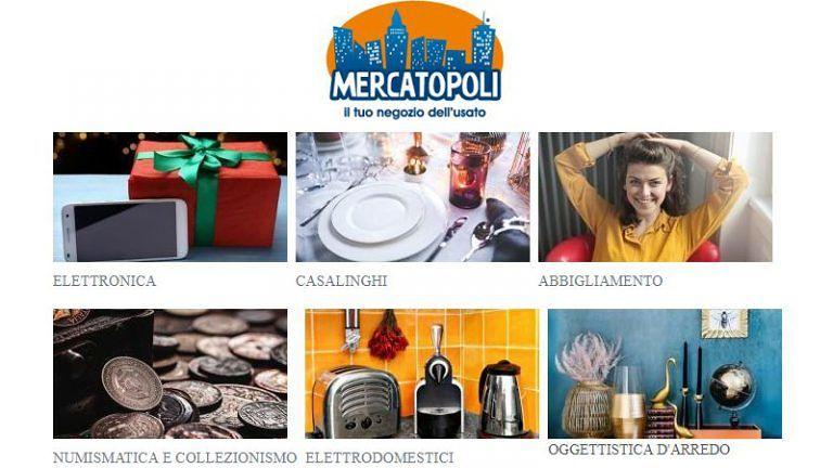MERCATOPOLI Alba Adriatica,l'eco negozio del riuso Compri e Vendi ed è sempre Un affare!