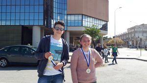 """Giulianova, studente del """"Marie Curie"""" al primo posto regionale per le Olimpiadi di Informatica"""