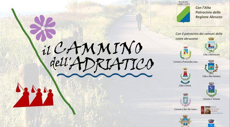 Il Cammino dell'Adriatico: convegno di presentazione a Morro d'Oro