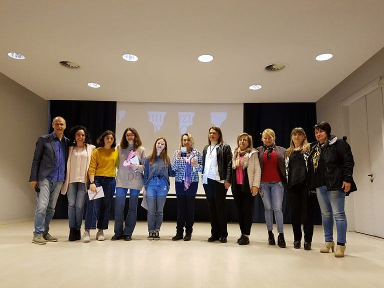 Giulianova, il Liceo D'Ascanio di Montesilvano vince l'VIII edizione del concorso 'Filomena Delli Castelli'