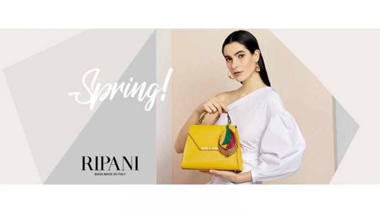 RIPANI Bags Collezione Primavera Estate 2019