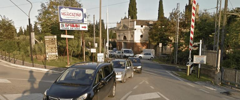 Teramo, Cartecchio: il secondo sottopasso davanti la chiesa si farà