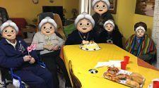 …A casa in compagnia Residenza per anziani Centro diurno per anziani parzialmente autosufficienti