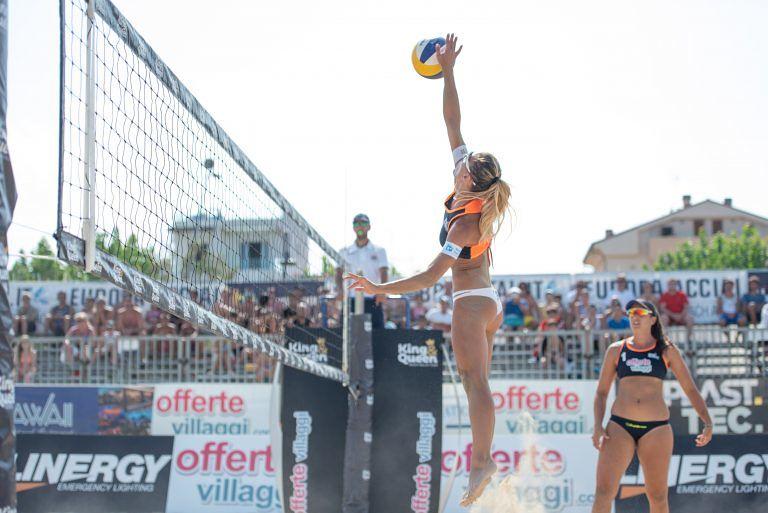 Alba Adriatica, beach volley World Tour: 17 le coppie già iscritte