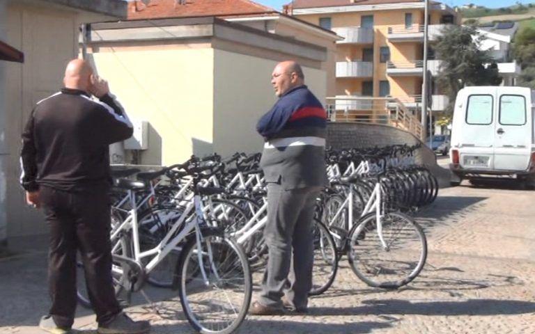 Roseto, bike sharing e iniziative in zona Fonte dell'Olmo. Si punta al rilancio in vista dell'estate