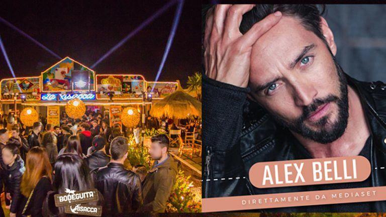 VENERDÌ 17 MAGGIOilBODEGUITA // RISACCA Special Guest ALEX BELLI Lungomare Marconi Alba Adriatica (TE)