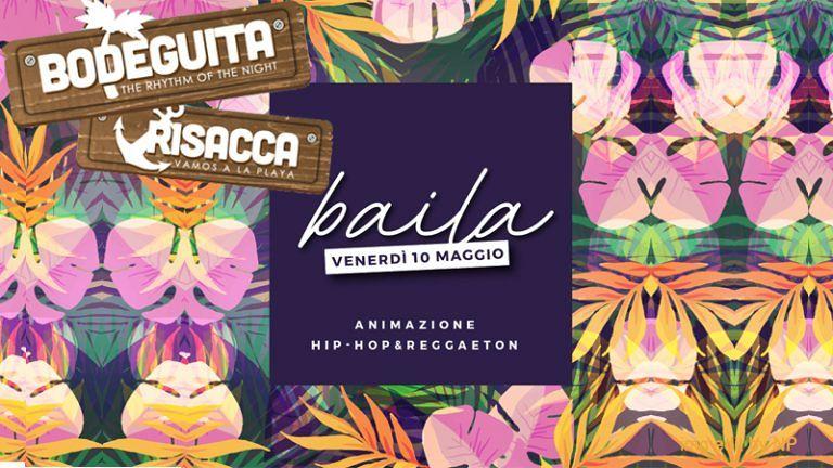 ✨BAILA✨ autentico HipHop & Reggaeton al BODEGUITA // RISACCA Alba Adriatica DJ SET & DANCERS