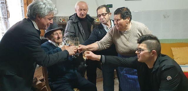 Festa per Carmine: 105 anni di vita pizzoferratese