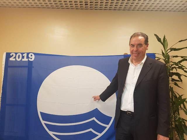L'intera spiaggia di Fossacesia di nuovo premiata con la Bandiera Blu